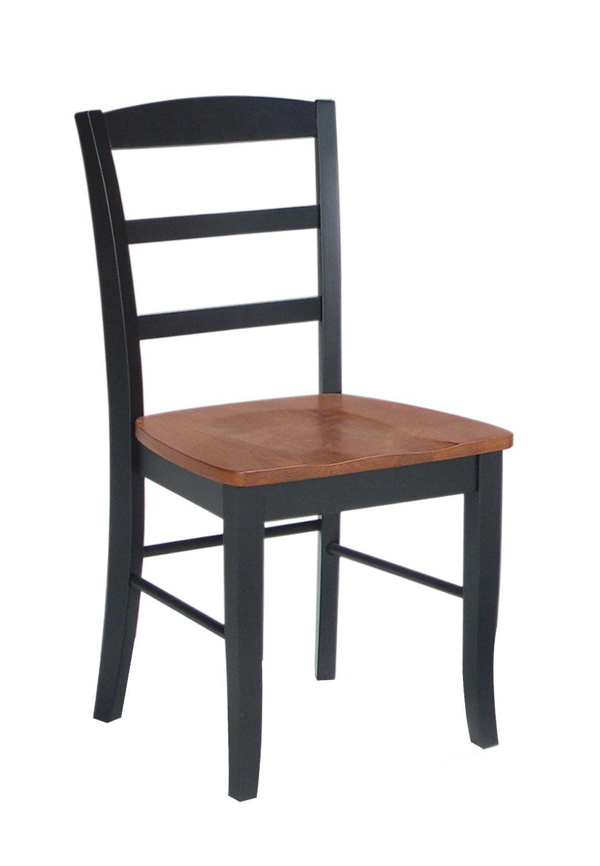John Thomas Dining Essentials Ladderback Side Chair - Item Number: C57-2