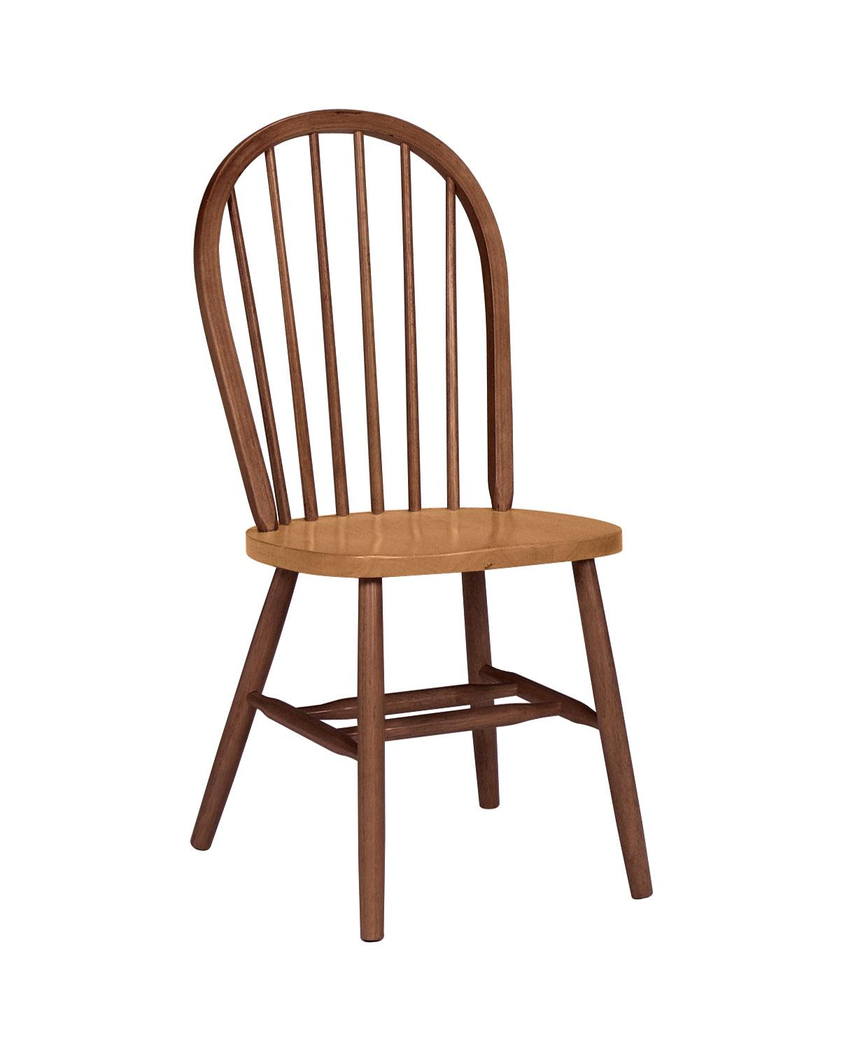 John Thomas Dining Essentials Windsor Dining Side Chair - Item Number: C58-112