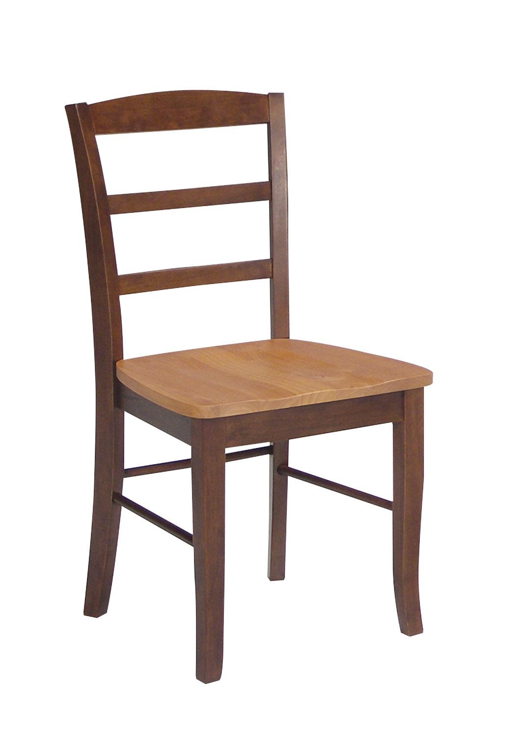 John Thomas Dining Essentials Ladderback Side Chair - Item Number: C58-2