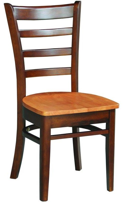 Dining Essentials Ladderback Side Chair by John Thomas at Johnny Janosik