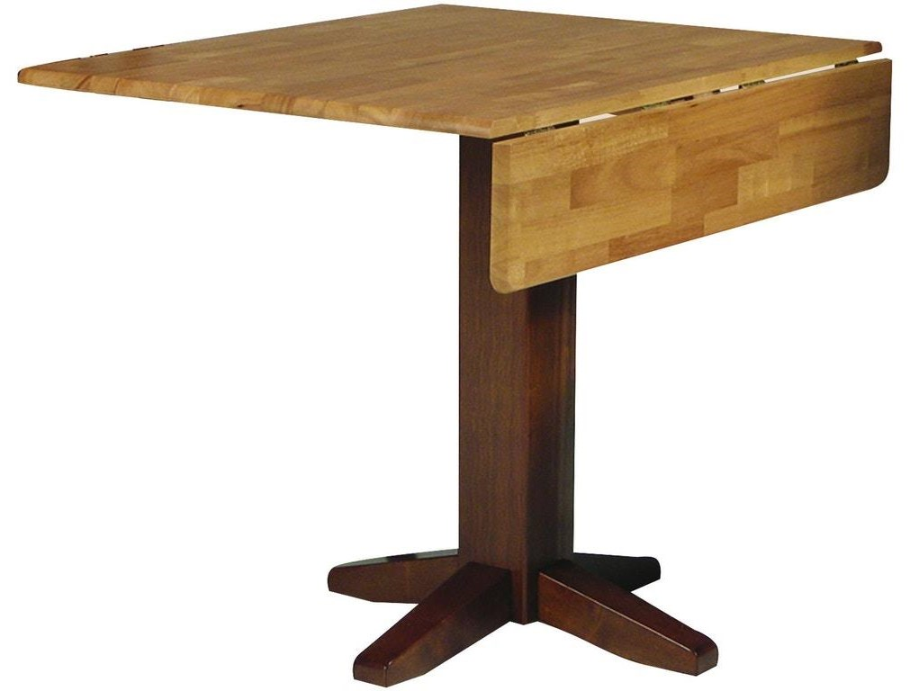 """Dining Essentials 36"""" DROPLEAF TABLE by John Thomas at Johnny Janosik"""