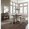 John Thomas Luxe Casual Dining Room Group - Item Number: 13 Dining Room Group 3