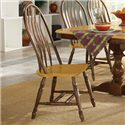 John Thomas Madison Park Windsor Chair - Item Number: C58-1206