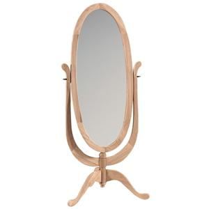 John Thomas SELECT Home Accents Victorian Cheval Mirror