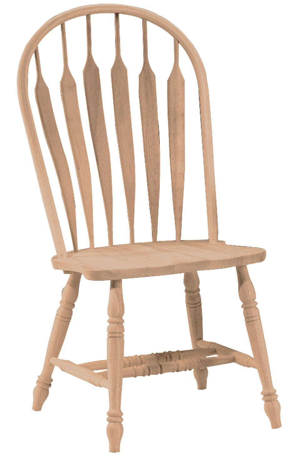 John Thomas SELECT Dining Deluxe Steambent Windsor Chair - Item Number: 1206
