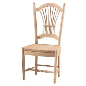 John Thomas SELECT Dining Sheaf Back Chair