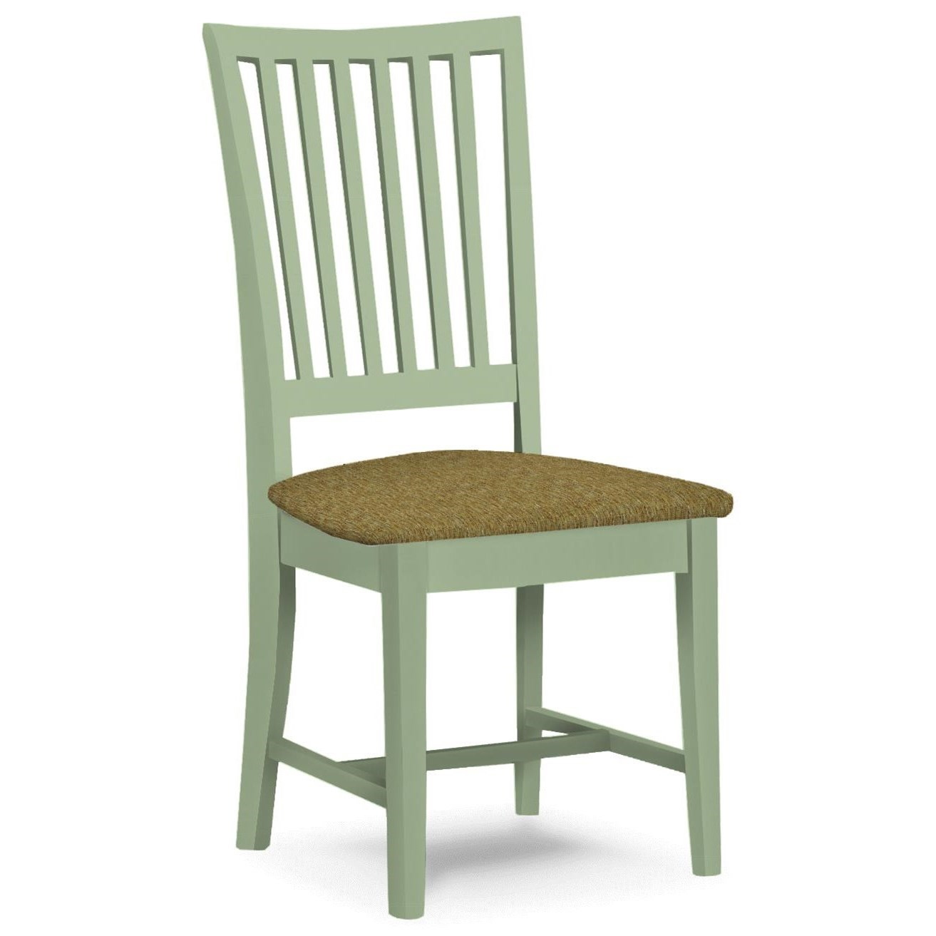 John Thomas SELECT Dining Mission Side Chair - Item Number: 265B-F14-AG05