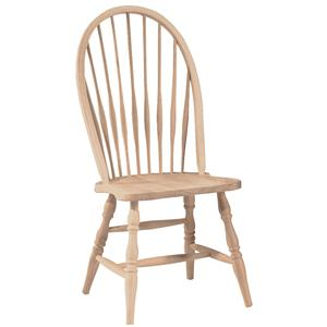 John Thomas SELECT Dining Tall Windsor Chair