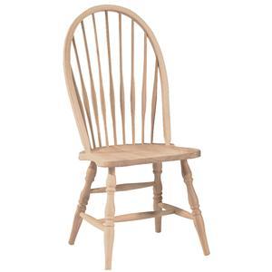 John Thomas SELECT Dining Tall Windsor Chair