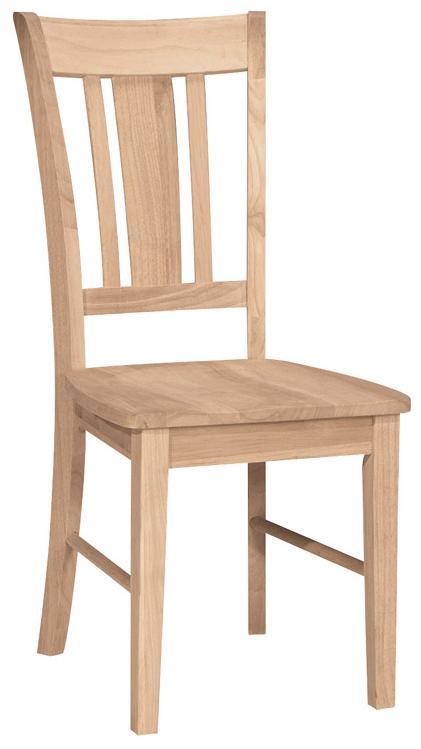 San Remo Slatback Chair