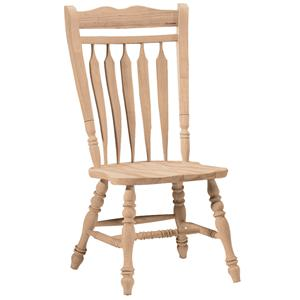John Thomas SELECT Dining Colonial Chair