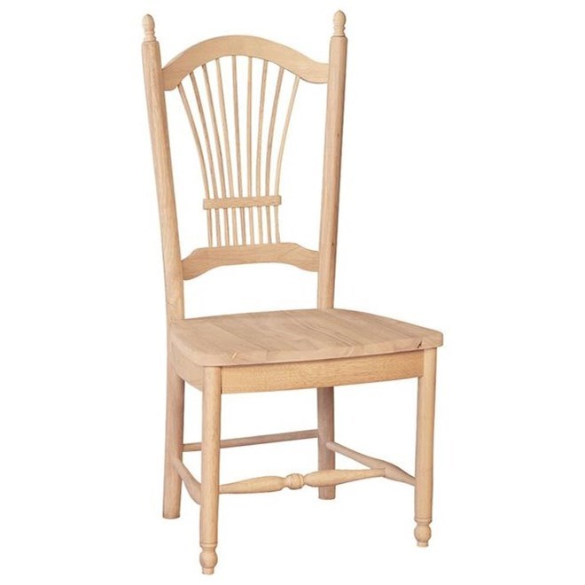 Traditional Dining Side Chair