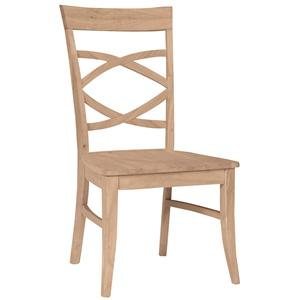 John Thomas SELECT Dining Milano Chair