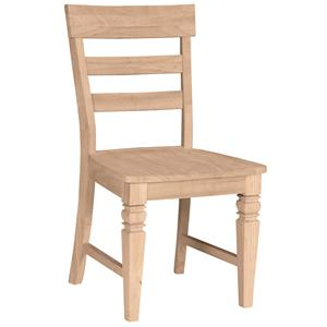 John Thomas SELECT Dining Java Chair