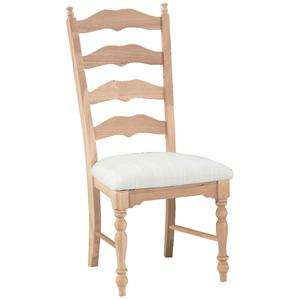 John Thomas SELECT Dining Maine Ladderback Chair