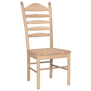 John Thomas SELECT Dining Bedford Ladderback Chair