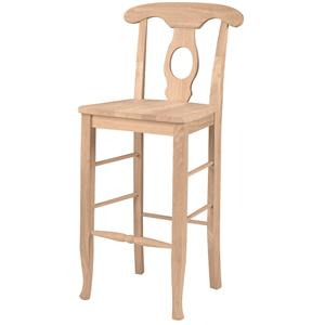 "John Thomas SELECT Dining 30"" Empire Stool"