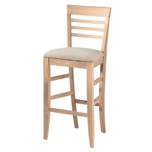"John Thomas SELECT Dining 30"" Roma Stool"