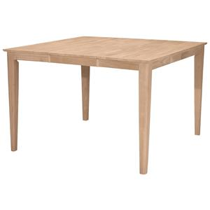 Counter and Bar Height Tables Browse Page