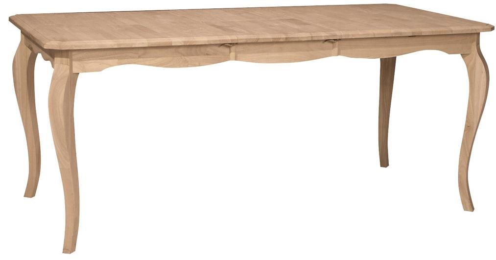 Country French Butterfly Leaf Table