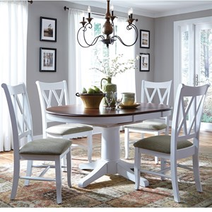 John Thomas SELECT Dining 5 Piece Dining Set