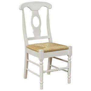 John Thomas Simply Linen Dining Side Chair