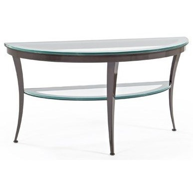 Spectrum Console Table by Johnston Casuals at Dinette Depot