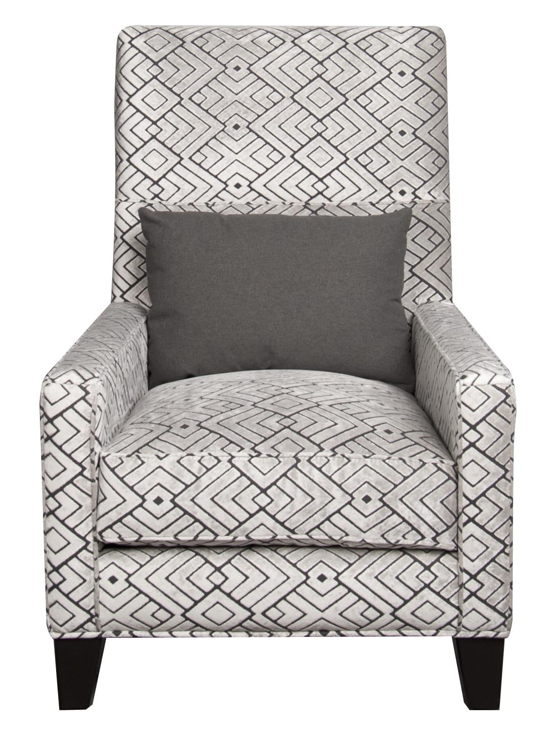 Morris Home Furnishings Blaine--- Blaine Accent Chair - Item Number: 160514252