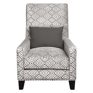 Morris Home Furnishings Blaine--- Blaine Accent Chair