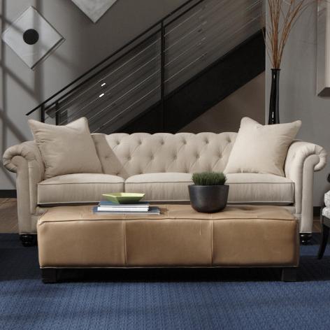 Cambridge Sofa by Jonathan Louis at Fashion Furniture