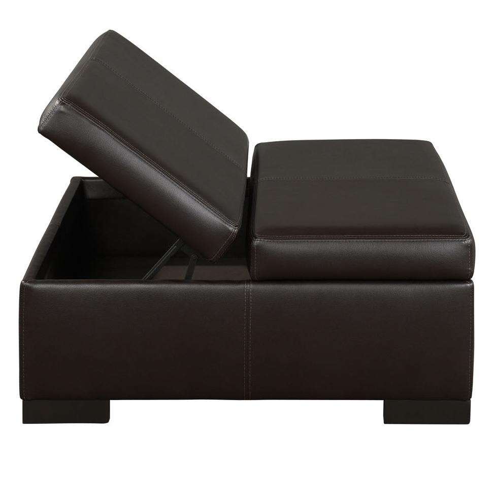 Donavan Ottoman by Jonathan Louis at Michael Alan Furniture & Design