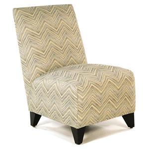 Jonathan Louis Heavenly  Armless Chair
