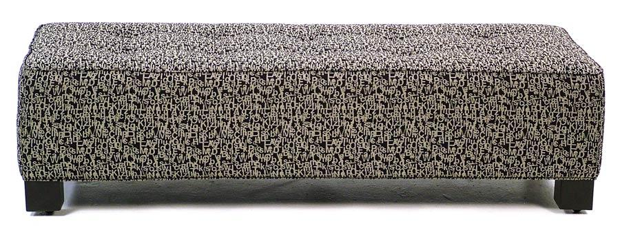 Cisco Lindy  Cocktail Ottoman - Item Number: 214-39