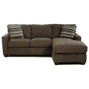 Jonathan Louis Caprice Sofa w/ Reversible Chaise