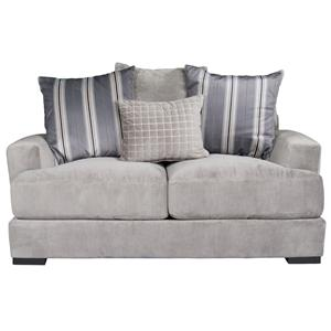 Morris Home Furnishings Aldo Aldo Loveseat