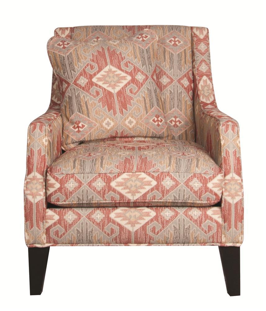 Morris Home Furnishings Mackenzie Mackenzie Accent Chair - Item Number: 152832723