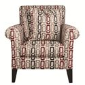 Morris Home Furnishings Lincoln Lincoln Accent Chair - Item Number: 152132709