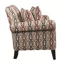 Morris Home Furnishings Lincoln Accent Chair