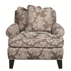 Santa Monica Alexandria Alexandria Accent Chair