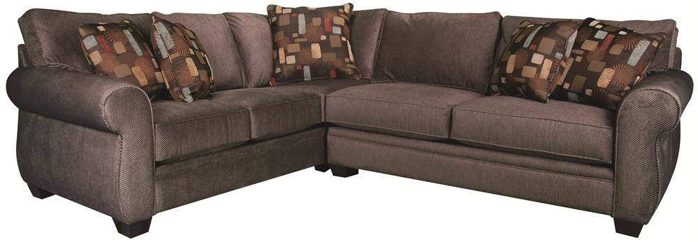 Morris Home Furnishings Alexis Alexis 2-Piece Sectional - Item Number: 134832179