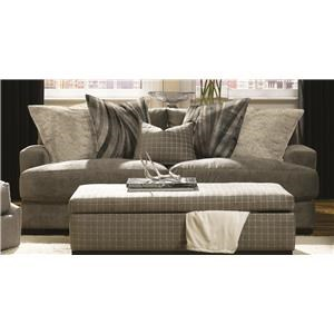 Aldo Sofa with Accent Pillows