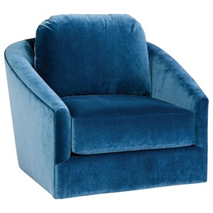 Cisco Accentuates Madeline Swivel Chair