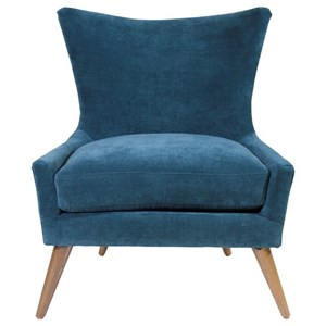 Cisco Accentuates Contemporary Mike Accent Chair
