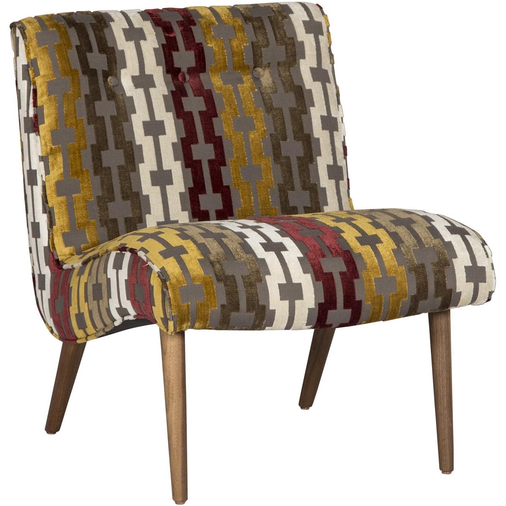 Forbes Armless Accent Chair