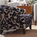 Cisco Accentuates Glendora Chair - Item Number: 14457-Sabira Cobalt