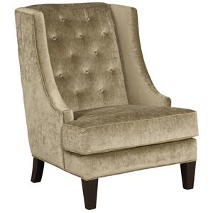 Cisco Accentuates Accent Chair