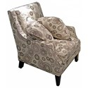 Jonathan Louis Accentuates Hermes Chair - Item Number: 407-57