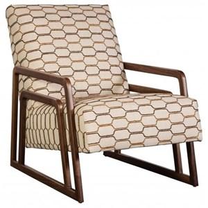 Jonathan Louis Accentuates Luna Accent Chair