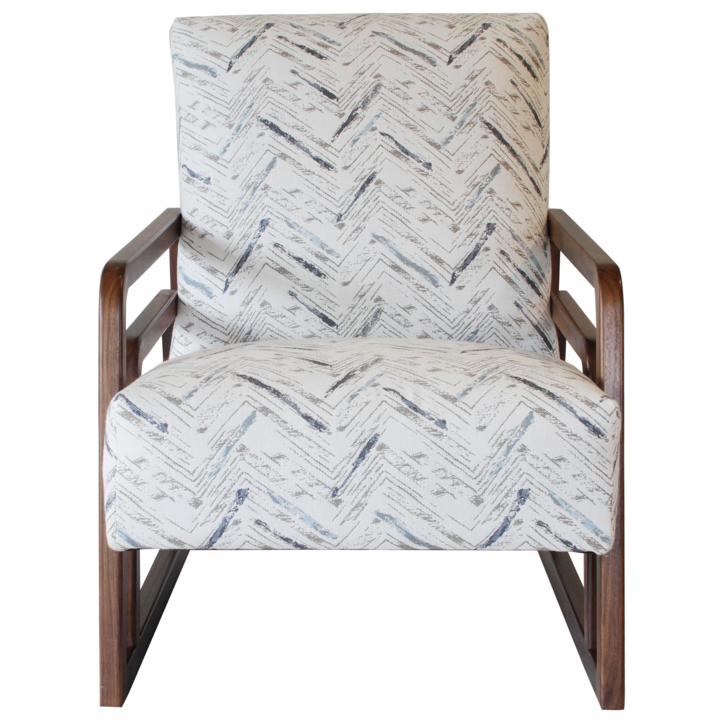 Jonathan Louis Accentuates Luna Accent Chair - Item Number: 55357-Sky