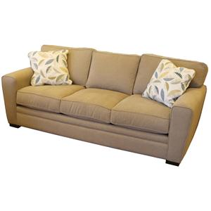 Jonathan Louis Choices Artemis 4 Piece Sectional with Upholstered Base John V Schultz